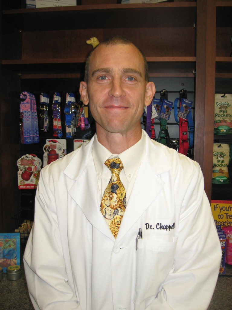 Dr Howard Chappell - Northwoods Animal Hospital, Cary, NC